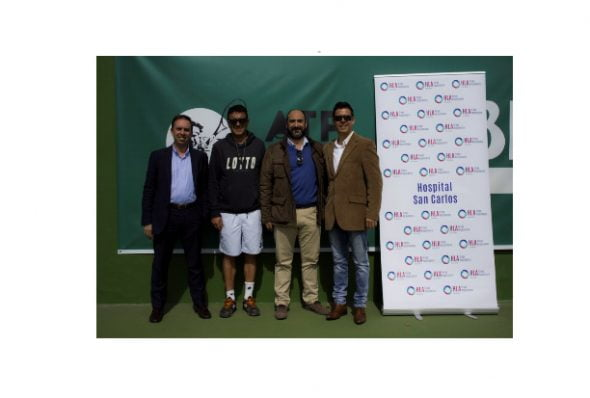 Ferrer Tennis Academy And San Carlos Hla Signed A Collaboration