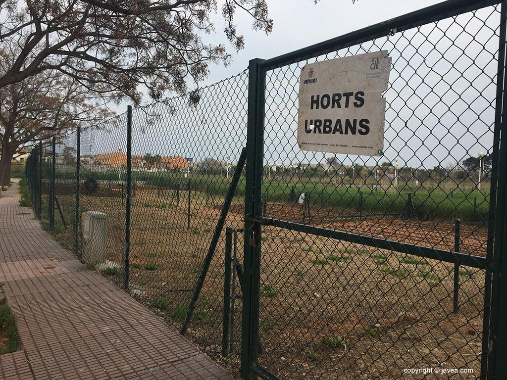 Huertos Urbanos Trenc d'Alba