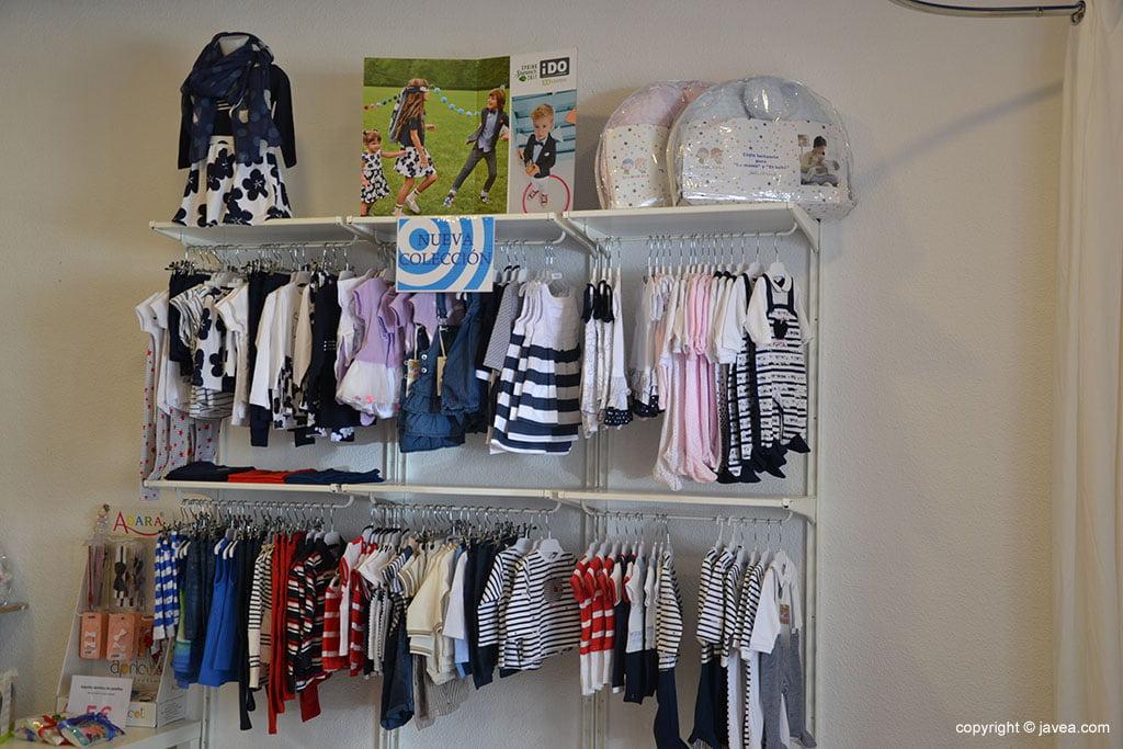 Nueva colección de ropa y marcas