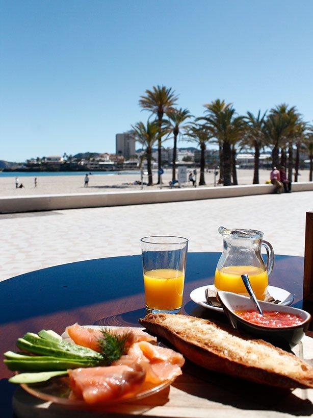 Playa Arenal Restaurante La Fontana