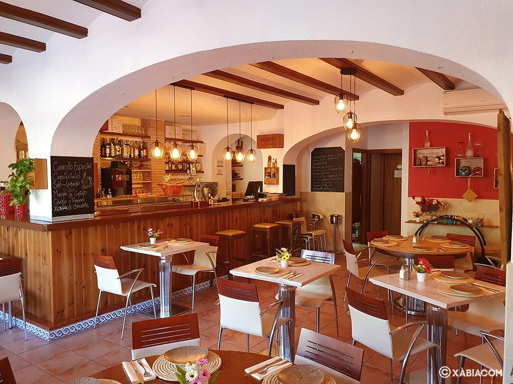 Restaurante acogedor – Sabor a Mi