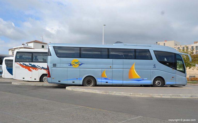 Bus urbano Jávea