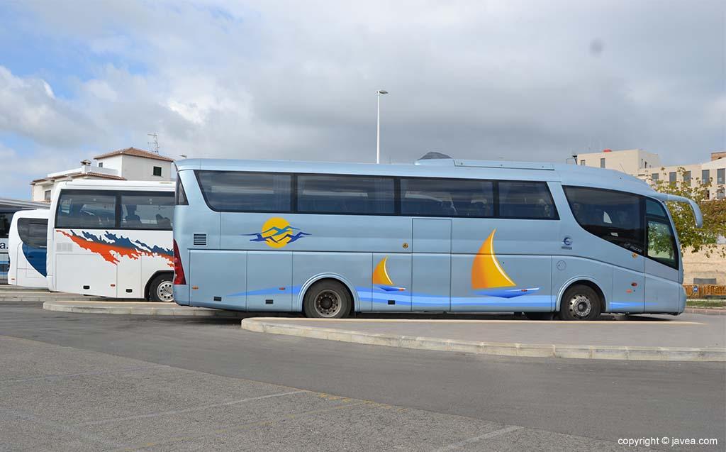 Городской автобус Хавеа