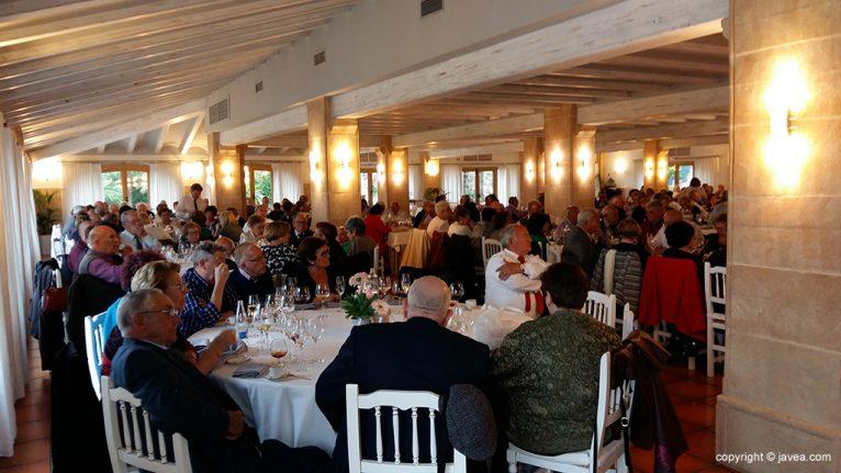 Celebración del XIX Aniversario de la Asociación de Jubilados de Aduanas de la Mar