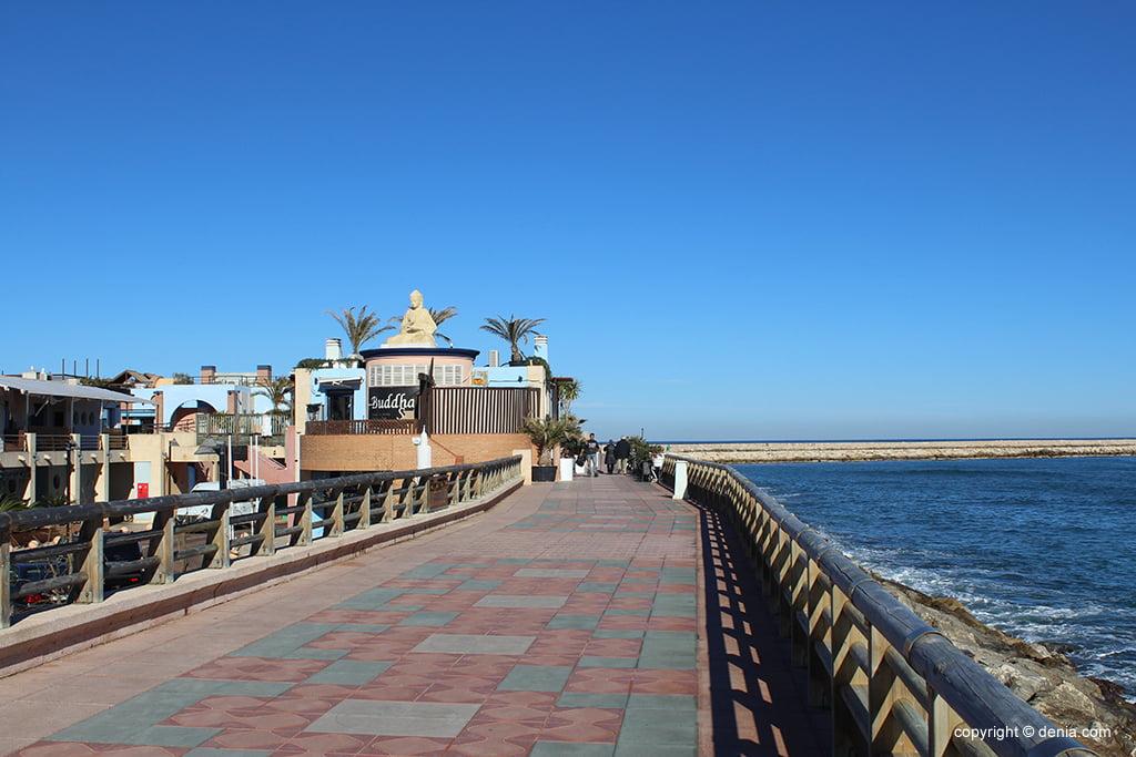Passeig Marina de Dénia