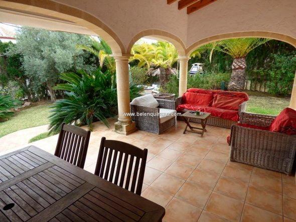 Propri t belen quiroga offre une superbe villa vendre for Inmobiliaria quiroga