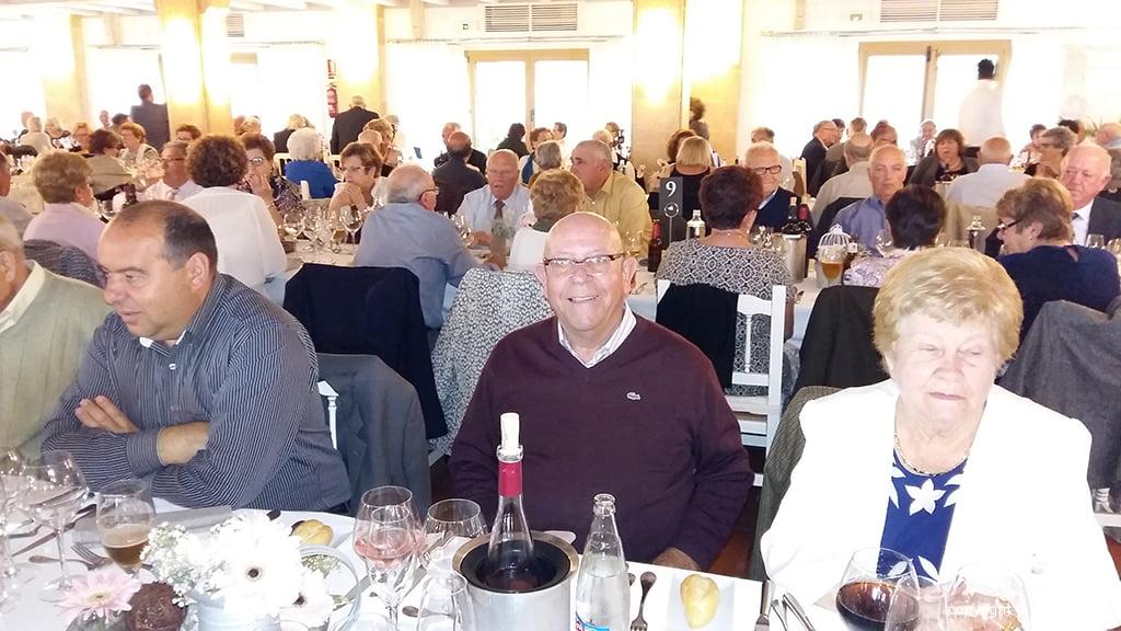 XIX Aniversario de la Asociación de Jubilados de Aduanas de la Mar
