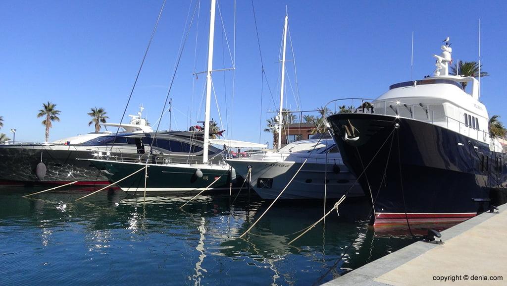 Iots Marina de Dénia