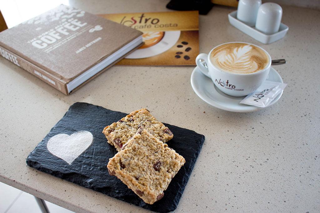 Café con galleta Nostro Café Costa