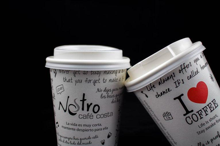 Café para llevar Nostro Café Costa