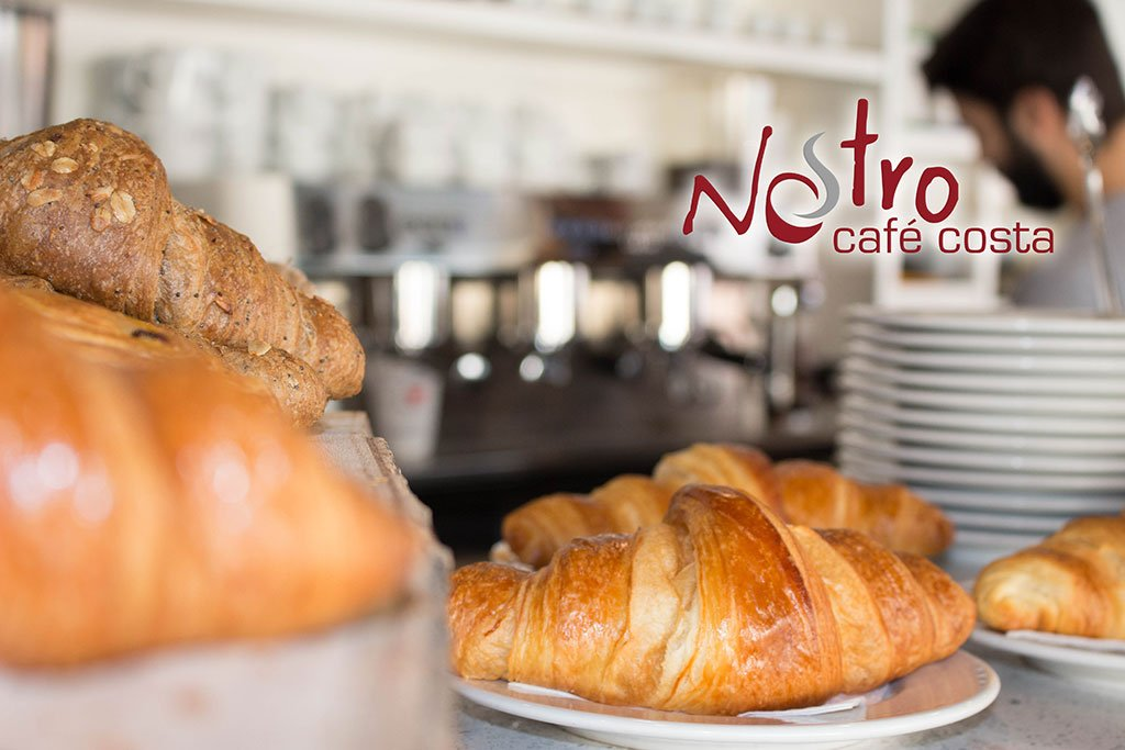 Croissants Nostro Café Costa