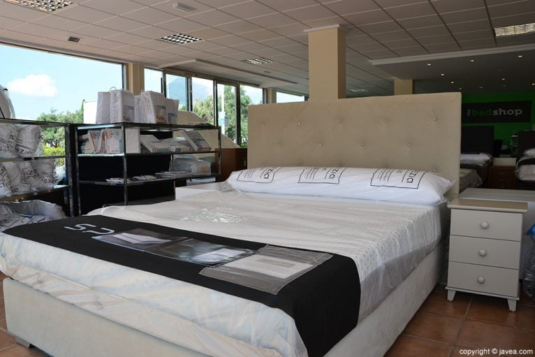 Dormitori The Bed Shop
