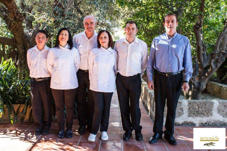 Equip Restaurant Mezquida