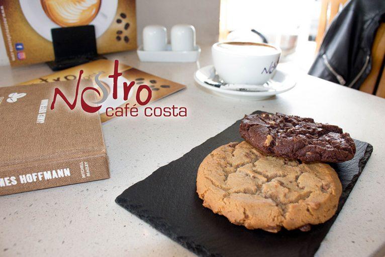 Galletas Nostro Café Costa