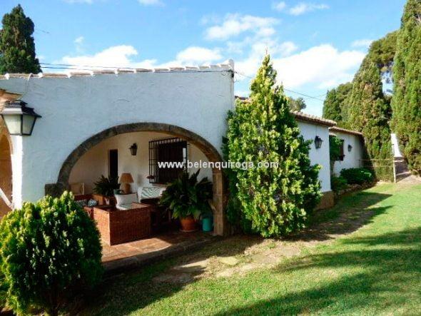 Villa vendre el tosalet immobilier belen quiroga for Jardin belen villa ballester