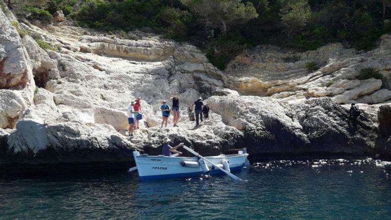 Jornada de limpieza del litoral marino - Sol del Barranc