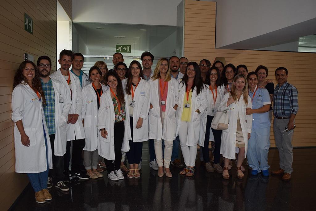 Médicos Residentes en el Hospital de Dénia