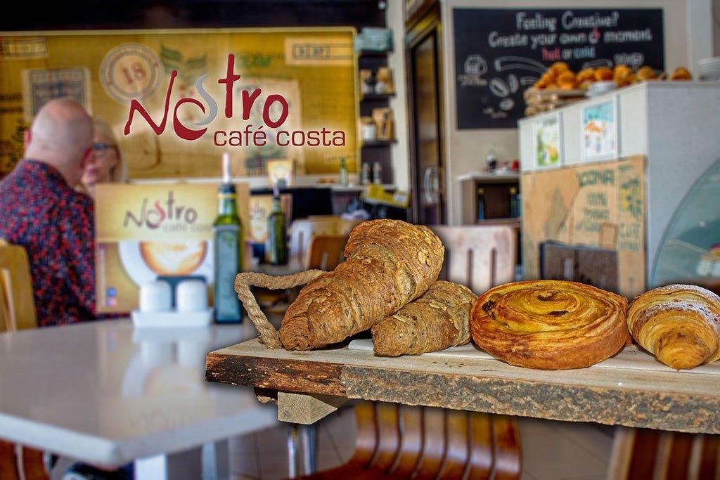 Nostro Café Costa bollería
