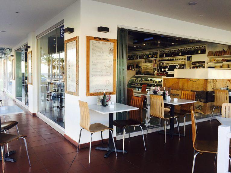 Nostro Café Costa entrada