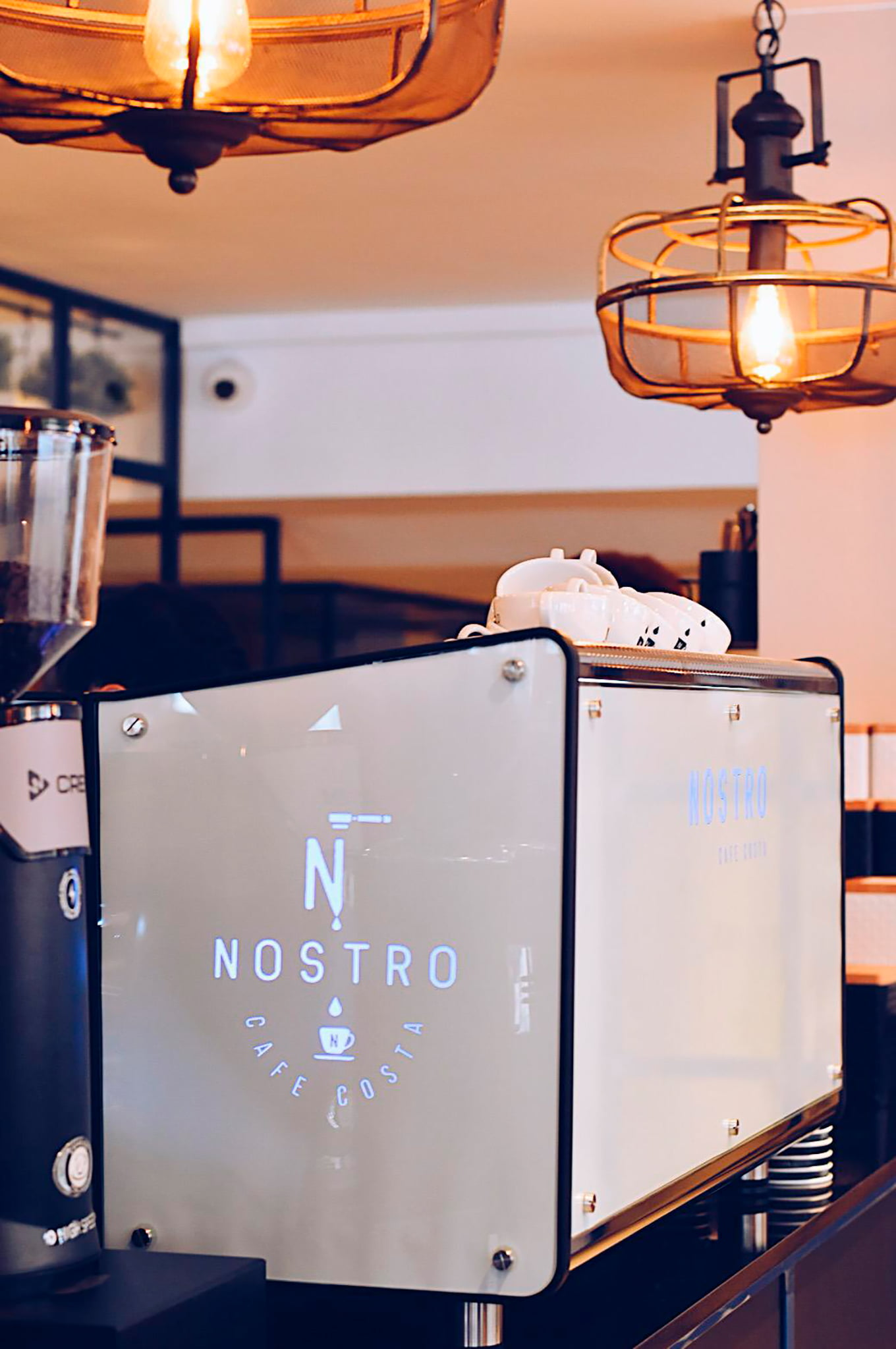 Nueva Coffee Shop – Nostro Café Costa