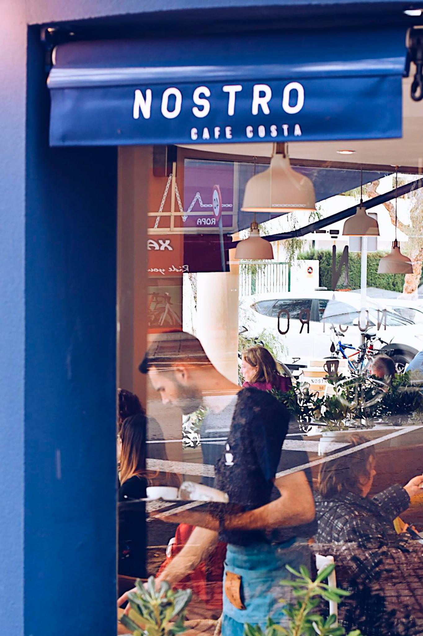 Nuevo local Jávea – Nostro Café Costa