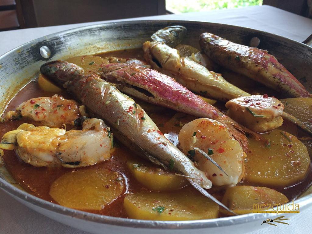 Peix Restaurant Mezquida