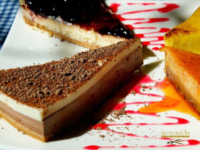 Postres Restaurant Mezquida
