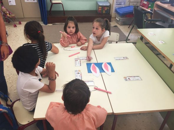 Vicente Tena School Works To Provide Students With The Transition To