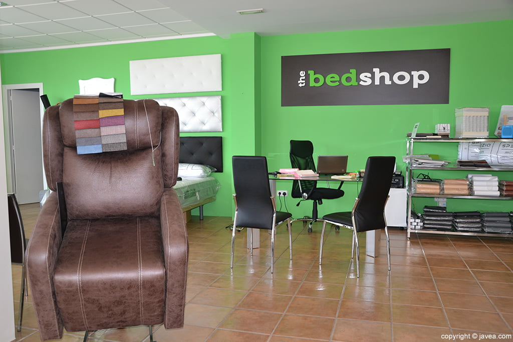 Butaca The Bed Shop