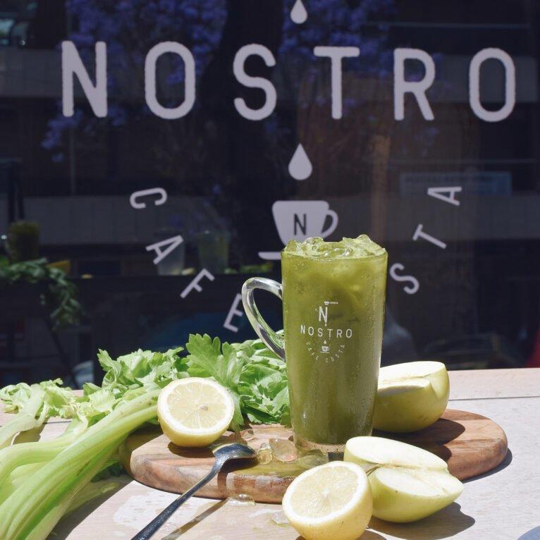 Smoothie en Jávea - Nostro Café Costa