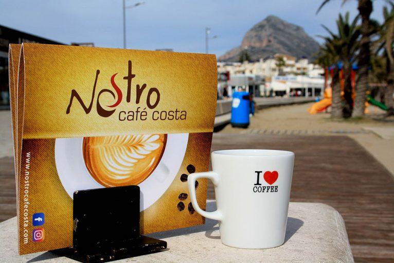 Taza café Nostro Café Costa