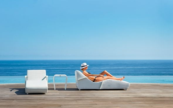 Elegance And Modernity In The New Outdoor Furniture Furniture
