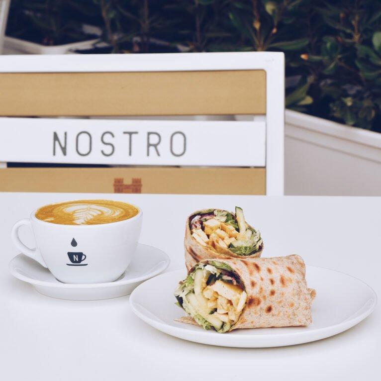 Wrap en Jávea - Nostro Café Costa