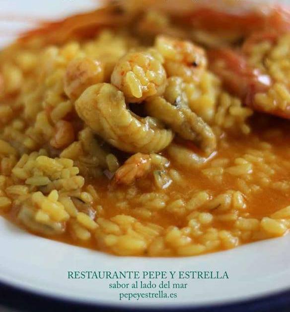 Arroz Restaurante Pepe y Estrella