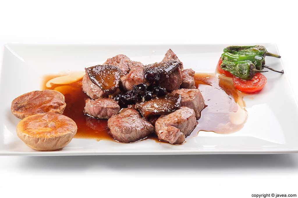 Carnes Restaurante Pepe y Estrella