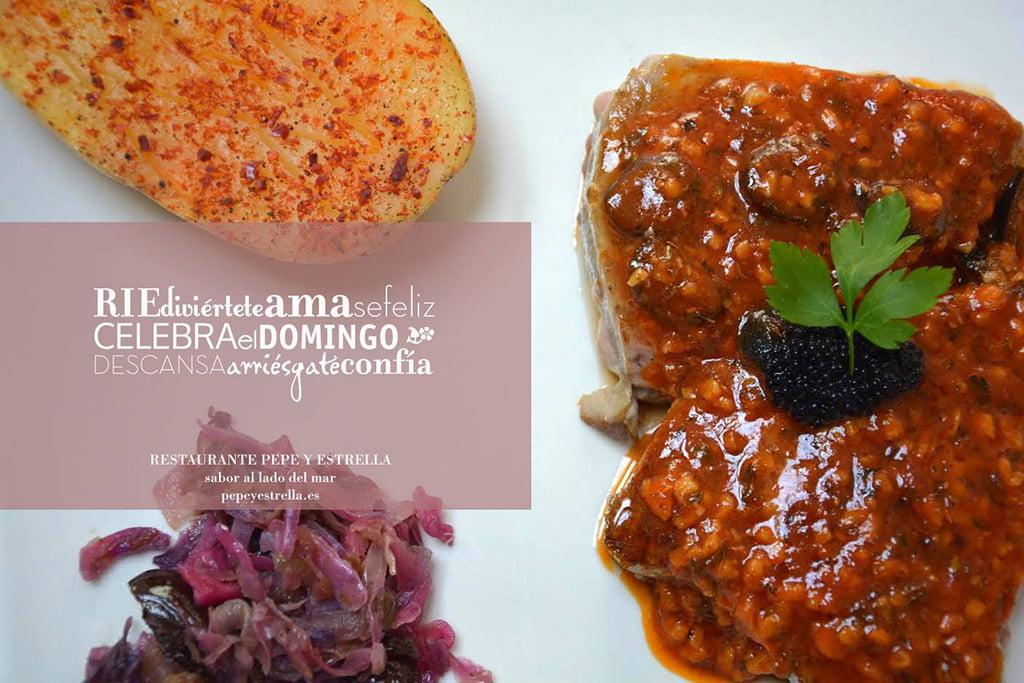 Combinado Restaurante Pepe y Estrella
