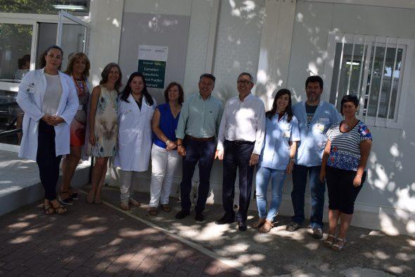 Bureau Pour Medecin : Le bureau du médecin arenal a ouvert ses portes pour l été