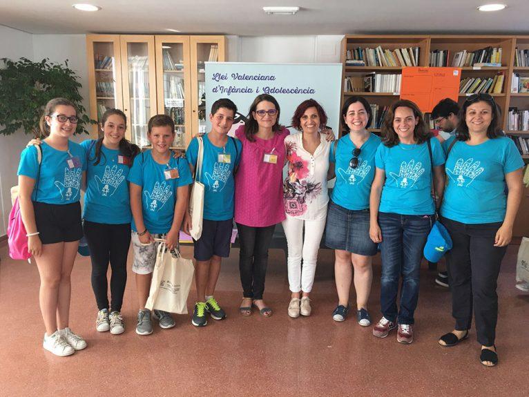 Encuentro de Consells escolars en Piles