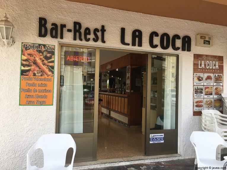 Entrada Ba La Coca