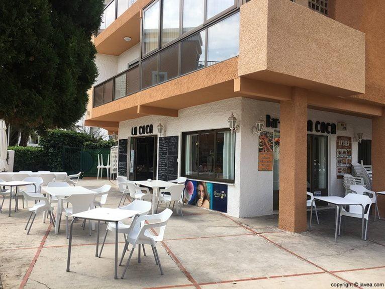 Terraza Bar La Coca