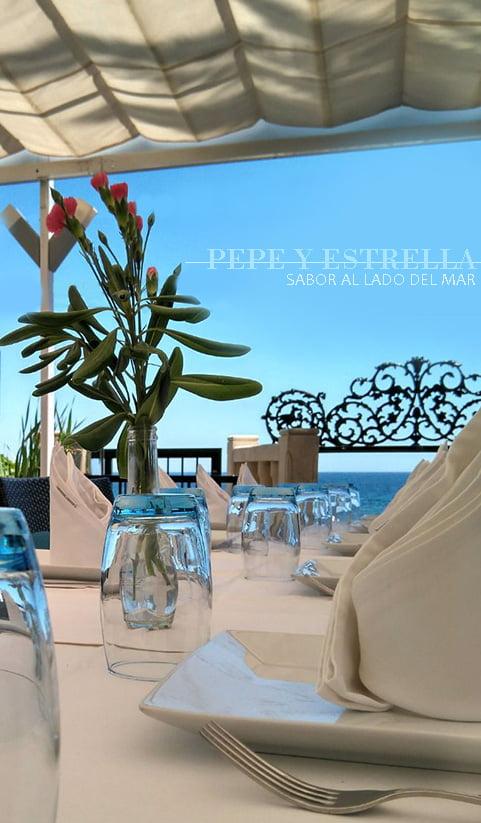 Vistas Restaurante Pepe y Estrella