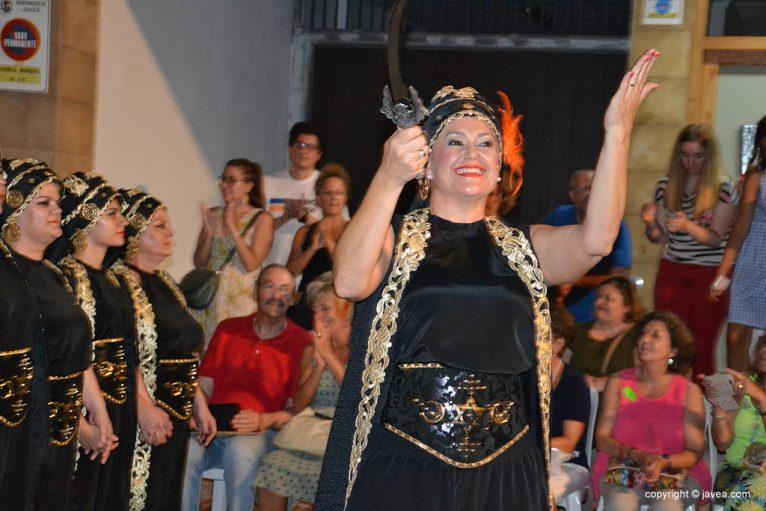 Desfile de Gala de las Fiestas de Moros y Cristianos 2017
