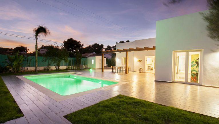 Geweldige villa exterieur - Kwaliteit Rent a Villa