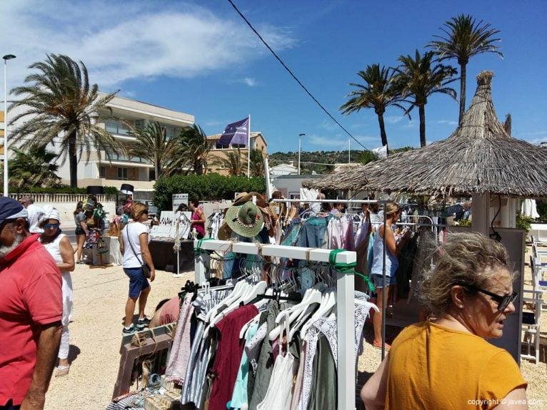 Primer fin de semana del It Market en el Montgo di Bongo
