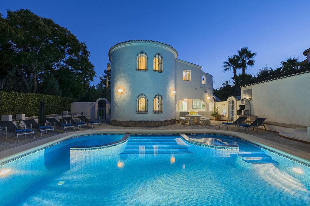 Villa Jazmin van Quality Rent naar Villa