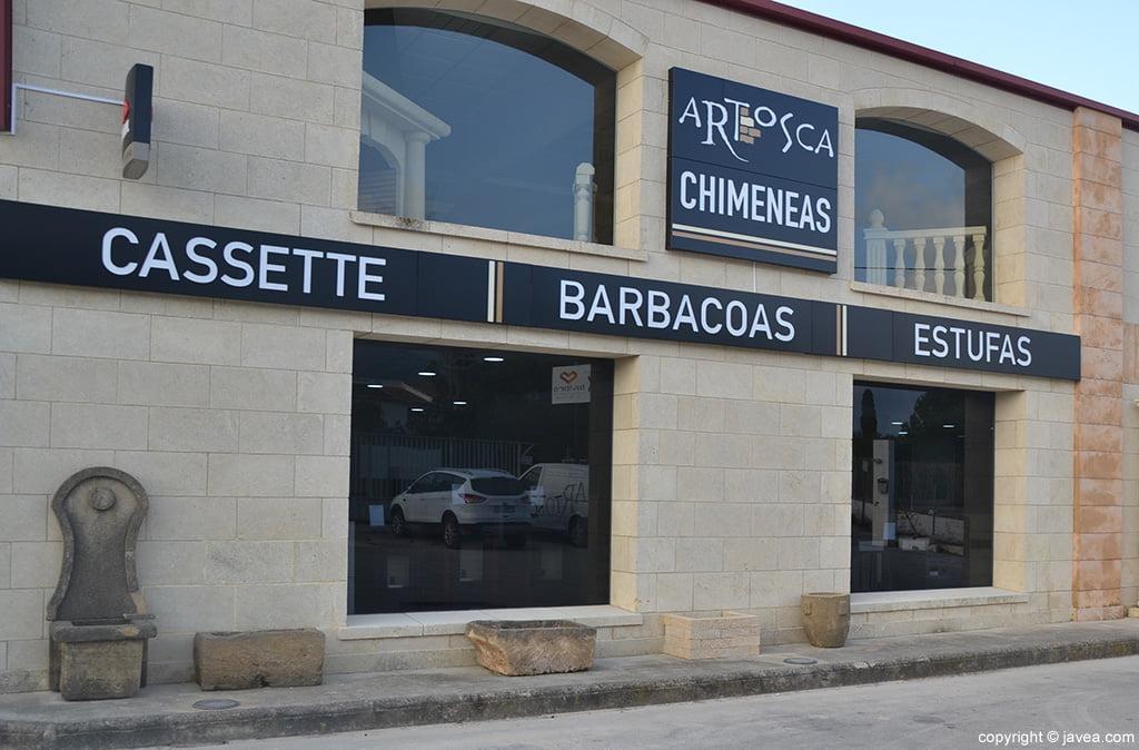 Artosca Chimeneas
