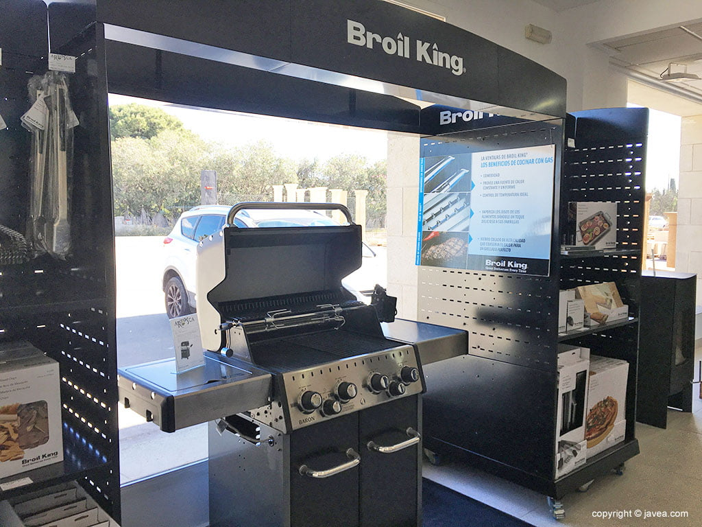 Barbacoas Broil King en Artosca