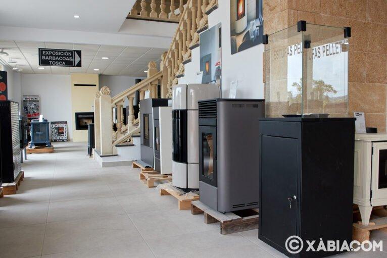 Calefacción y estufas en Jávea - Artosca