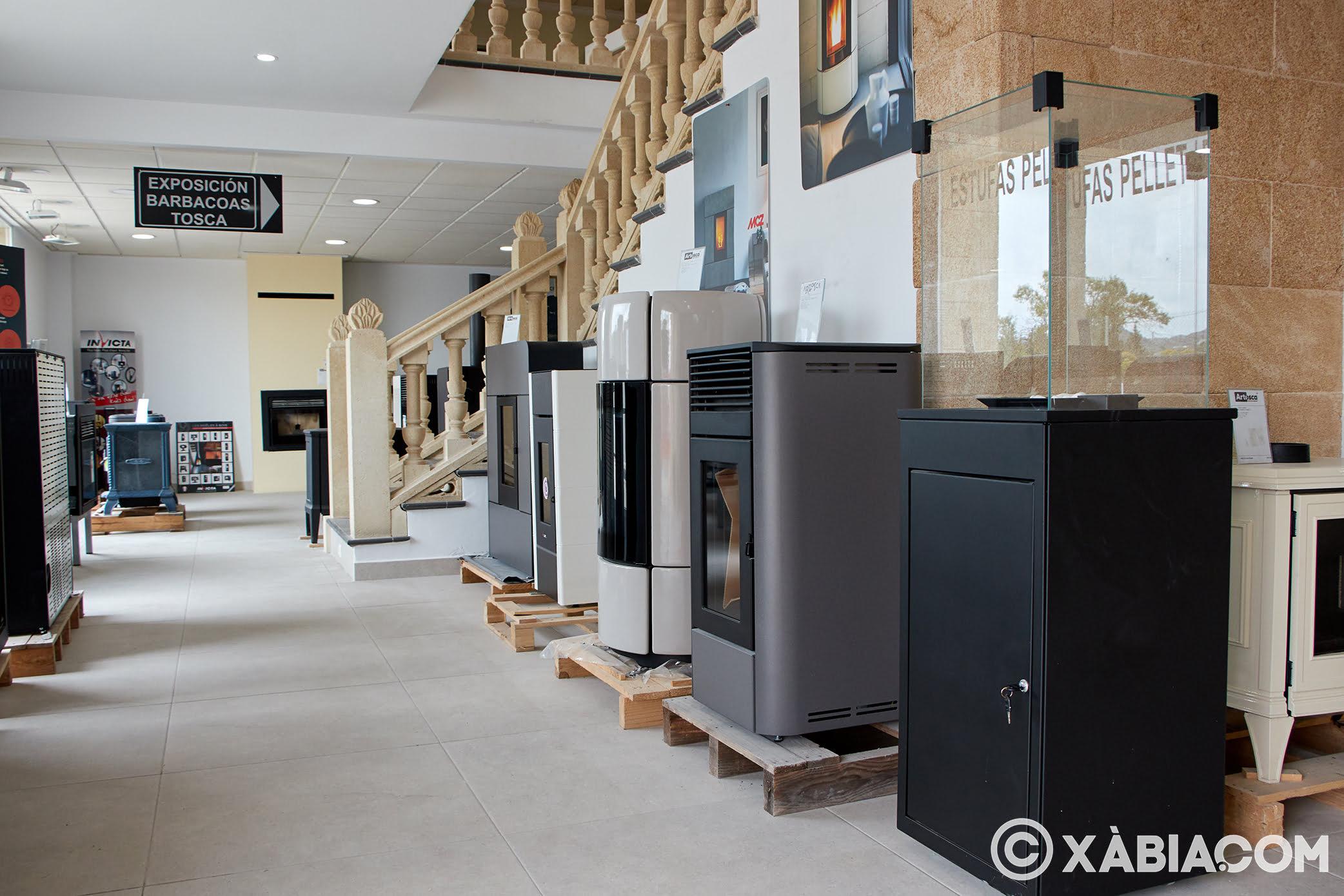 Calefacción y estufas en Jávea – Artosca