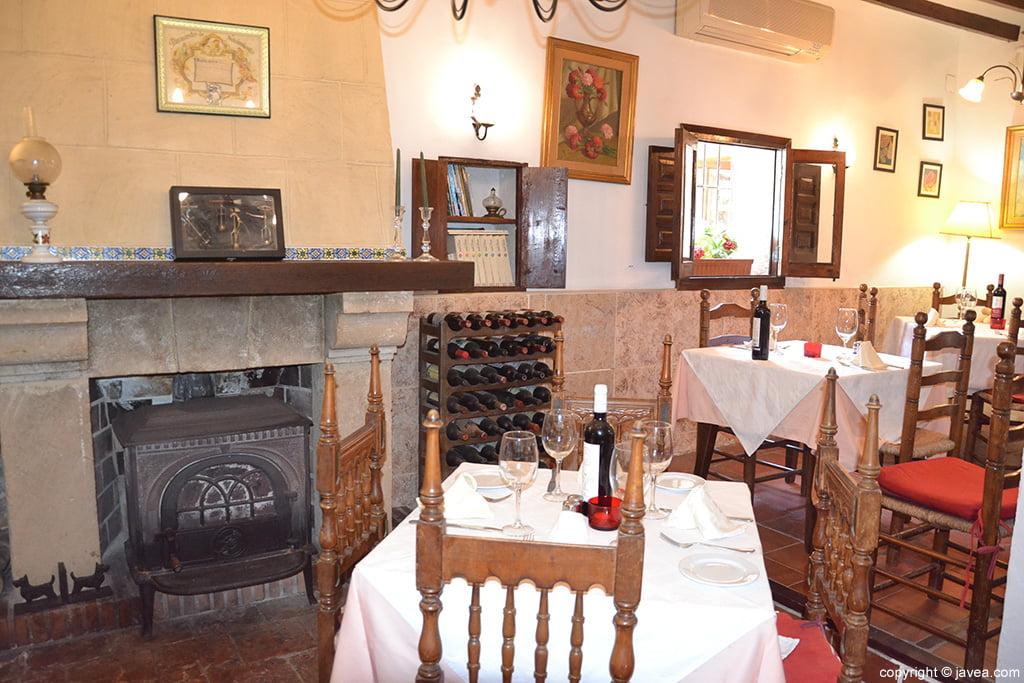Chimenea Restaurante Montevideo